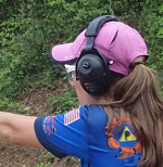 """1st Lady – Open TN State & LA Gator Shoot"" Sloan Tranum"