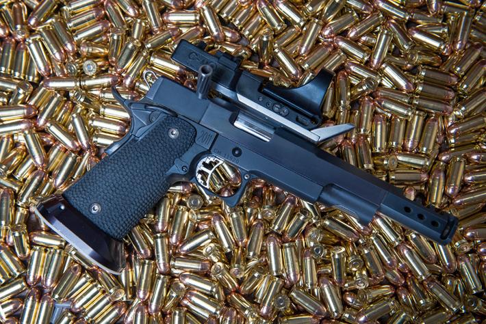 Race Gun .40 Cal